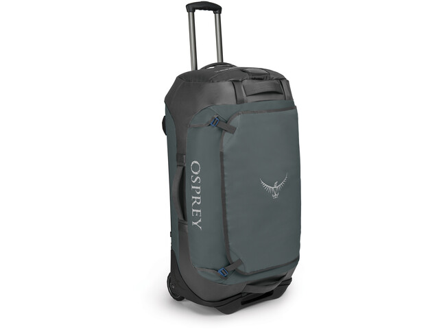 Osprey Rolling Transporter 90 Duffel Bag, pointbreak grey